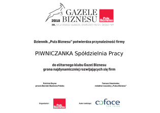 Gazele biznesu 2019